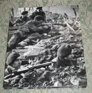 Time Life Books The Commandos World War II hardback 1981 Russell Miller