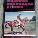 Young Sportsman Guide to Western Horseback Riding Glenn Balch hc/dj 1965