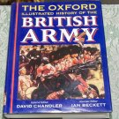 British Army Oxford Illustrated History 1994 edition great condition