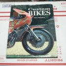 Peter Henshaw Custom Bikes hc/dj copyright 1994 Choppers Cafe Racers used book