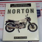 Norton The Illustrated Motorcycle Legends Roy Bacon hc/dj 1996 edition