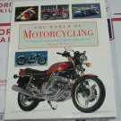Roland Brown The World of Motorcycling hc/dj 1997 evolotion of motorcycles used