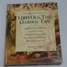 1001 Old-Time Garden Tips Bits of Wisdom Roger Yepsen Editor 1997 hardcover