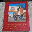 USMC United States Marine Corps San Diego Recruit Depot 2nd Batt. Platoon 2103