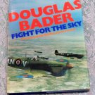 Douglas Bader Fight for the Sky Spitfire and Hurricane WWII fighter planes 1973