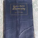 Modern Marine Electricity P. De. W. Smith 1942 revised edition generators, motor