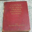 Coyne Electrical Trouble Shooting Manual Industrial Electronics 1959-60 edition