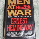 Men at War Edited & Introducton Ernest Hemingway 1992 edition hc/dj war stories