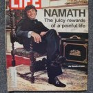 LIFE MAGAZINE - Nov. 3, 1972 -  JOE NAMATH Cover