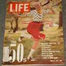 LIFE  MAGAZINE- June 16, 1972 - THE 1950's REVIVAL