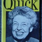 QUICK NEWS WEEKLY-Jan. 30  1950-ELEANOR ROOSEVELT Cover