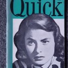 QUICK NEWS WEEKLY- Feb. 6, 1950 -  INGRID BERGMAN Cover