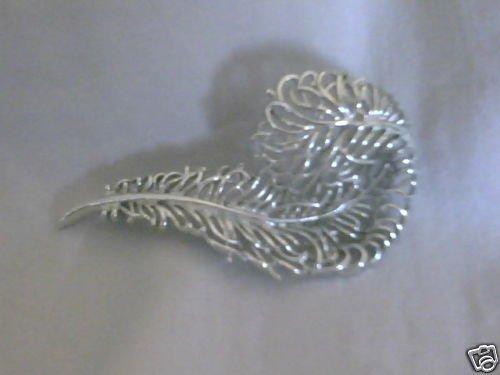 Vintage SARAH COVENTRY SIGNED 'FLIRTATION' Brooch /Pin