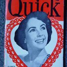 QUICK NEWS WEEKLY- Feb. 13, 1950- ELIZABETH TAYLOR