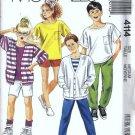 Boy, Girl Cardigan, Short, Pants Sewing Pattern McCalls 4114 Size 8, 10