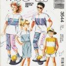 Boy/Girl Top, Pants, Shorts Sewing Pattern McCalls 3544 Size 8, 10