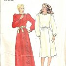 Misses Dress Vintage Sewing Pattern Butterick 4208 Size 12, 14, 16