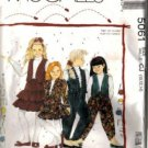 McCalls 5061 Girls Jacket Vest Skirt Pants Sewing Pattern Sz 10, 12, 14