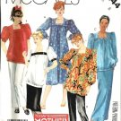 Misses 80s Maternity Coordinates Sewing Pattern Size 8 McCalls 2844