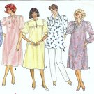 Misses Maternity Dress, Top, Pants Sewing Pattern Butterick 3599 Sz 8