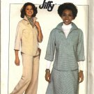 Misses Top, Skirt, Pants 70s Sewing Pattern Simplicity 8169 Size 12