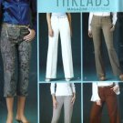 Misses Pants Sewing Pattern Simplicity 4366 Size 16, 18, 20, 22, 24