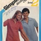 Miss Pullover Top Beginner Sewing Pattern Simplicity 5226 Size 12