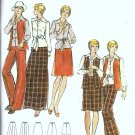Misses Blouse, Skirt, Pants Sewing Pattern Butterick 3327 Size 20 1/2