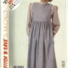 Misses Blouse, Jumper Sewing Pattern McCalls 2571 Size 6, 8, 10