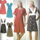 Sewing Pattern Misses Dress Simplicity 3875 Size 4, 6, 8, 10, 12
