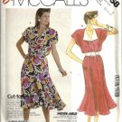 Misses 80s Dress Sewing Pattern McCalls 3158 Size 12, 14, 16