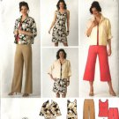 Misses Dress, Pants, Jacket Sewing Pattern Simplicity 3843 Size 10, 12, 14, 16, 18