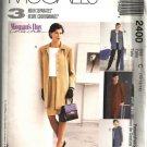 Misses Jacket Top Pants Skirt Sewing Pattern McCalls 2400 S 10, 12, 14