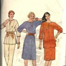 Misses Dress, Tunic, Skirt Sewing Pattern Butterick 4115 Size 12, 14
