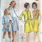 Misses Jacket Skirt Blouse 60s Vtg Sewing Pattern Butterick 3473 Sz 12