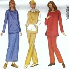 Misses Knit Top Skirt Pants Sewing Pattern Butterick 3204 Sz 8, 10, 12