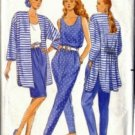 Misses Jacket Skirt Pants Sewing Pattern Butterick 3158 Size XS, S, M