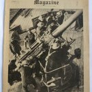 1940 New York Times How Hitler Made Ready Military, Newspaper