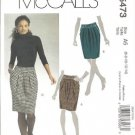 McCalls 5473 Misses Skirt Sewing Pattern Size 6, 8, 10, 12, 14