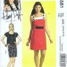 McCalls 5581 Misses Dress, Jacket Sewing Pattern Size 4, 6, 8, 10, 12