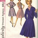Simplicity 5630 Misses 60s Dress, Jumper Sewing Pattern Size 14