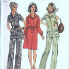Simplicity 5735 Misses Dress, Tunic, Pants Vintage Sewing Pattern 12