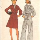 Simplicity 5891 Misses 70s Jacket, Skirt, Pants Sewing Pattern Size 10