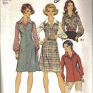 Simplicity 5913 Misses 70s Jumper, Blouse Vintage Sewing Pattern Sz 16