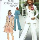 Simplicity 6104 Misses Sweetheart Jacket, Pants, Skirt Pattern Size 12