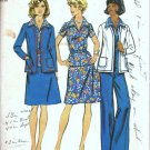 Simplicity 6167 Misses Jacket Top Skirt Pants Sewing Pattern Size 20