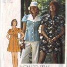 Simplicity 6220 Miss Mini Dress, Top, Panties Sewing Pattern Sz 9, 10