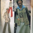 Simplicity 6516 Misses Top Pants Skirt Cardigan Sewing Pattern Size 10