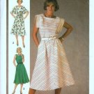 Simplicity 6793 Misses Dress, Sundress Sewing Pattern Size 12, 14, 16