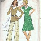Simplicity 7029 Misses Top Skirt Pants Vintage Sewing Pattern Size 14
